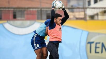 Alejandro Duarte sobre su llegada a Sporting Cristal: