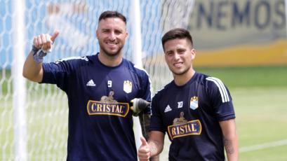 Sporting Cristal: conoce el plan semanal a pocos días para la 'Tarde Celeste'