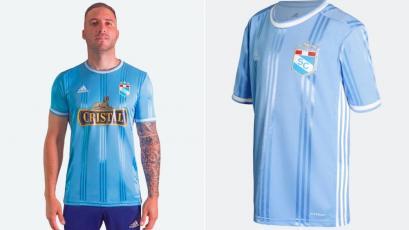 Sporting Cristal presentó su camiseta para la Liga1 Movistar 2020 y la Copa Libertadores (VIDEO)