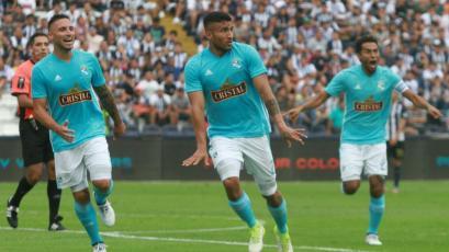 Sporting Cristal corta el invicto de Alianza Lima como local