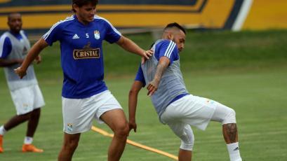 Sporting Cristal goleó a Unión Huaral en partido amistoso
