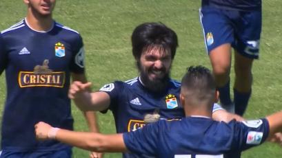 Sporting Cristal venció 2-0 a Alianza Atlético en Sullana por la Copa Bicentenario