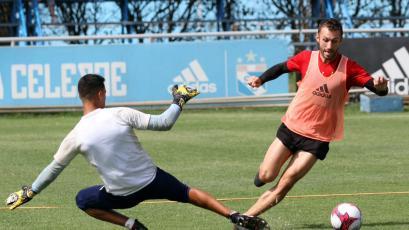 Sporting Cristal empezó la semana decisiva en La Florida