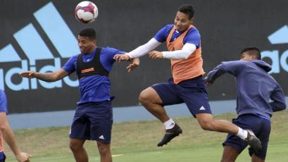 Sporting Cristal se entrena con la mente puesta en Unión Comercio