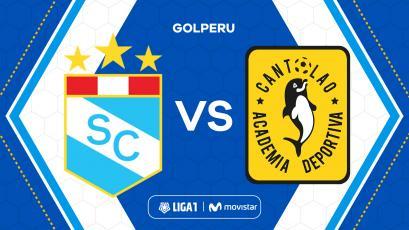 Torneo Clausura: Sporting Cristal enfrenta a la Academia Deportiva Cantolao en el Alberto Gallardo