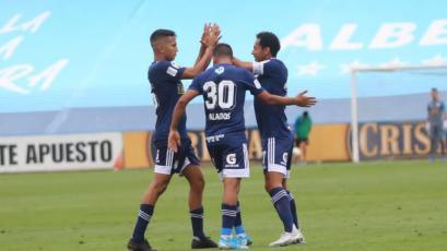 Sporting Cristal venció 2-1 al A. Universidad, aseguró punta del acumulado y pelea el Clausura