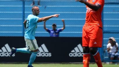 Sporting Cristal goleó 4-1 a César Vallejo por la fecha 5 de la Liga1 Movistar