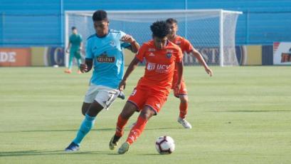Torneo de Reservas: Sporting Cristal igualó 1-1 con César Vallejo en el Alberto Gallardo
