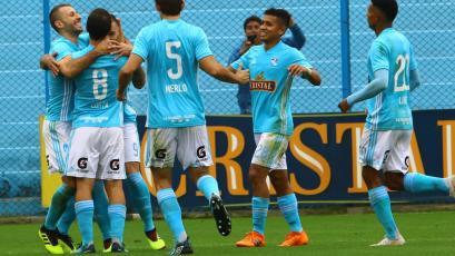 Sporting Cristal derrotó a Melgar