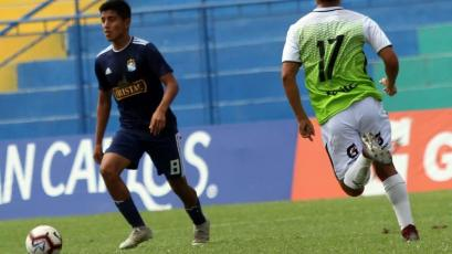 Torneo de Reservas: Sporting Cristal no pudo con Melgar y empataron 0-0