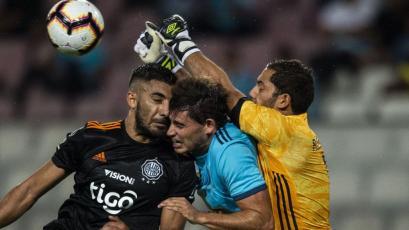 Copa Libertadores: Sporting Cristal cayó goleado 3-0 con Olimpia en el estadio Nacional (VIDEO)