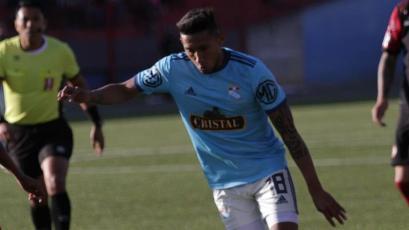 Sporting Cristal: Christofer Gonzales lidera lista de convocados para partido contra Pirata FC