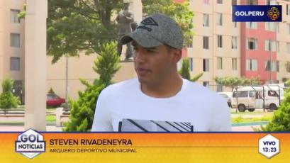 Steven Rivadeneyra: