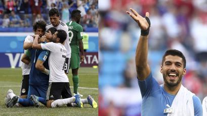 Rusia 2018: Suárez y El Hadary se convirtieron en hombres récord