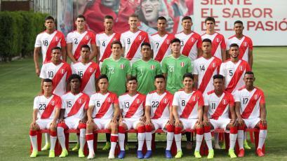 Sudamericano Sub20: Selección Peruana debuta ante Uruguay