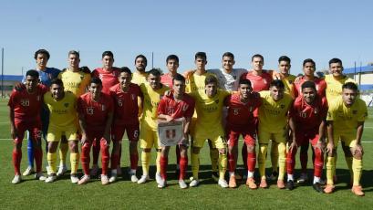 Selección Peruana Sub 20 empató 1-1 con la reserva de Boca Juniors