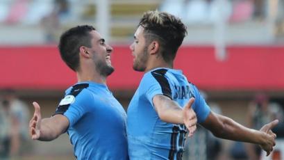 Sudamericano Sub-20: Uruguay derrotó a Ecuador y sumó sus primeros tres puntos