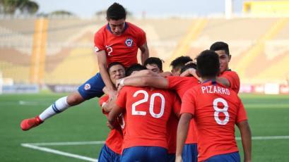 Sudamericano Sub-17: Chile se recupera y golea a Venezuela