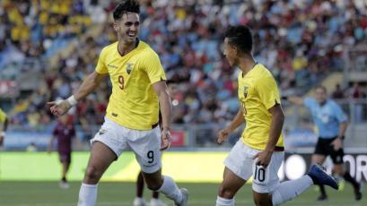 Sudamericano Sub-20: Ecuador goleó a Venezuela y confirmó su pase al Mundial