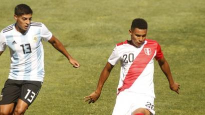 Sudamericano Sub-20: Perú cayó con Argentina y quedó eliminado del torneo