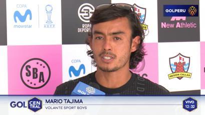 Mario Tajima: