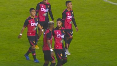 'Tarde Rojinegra': Melgar cayó ante Independiente del Valle