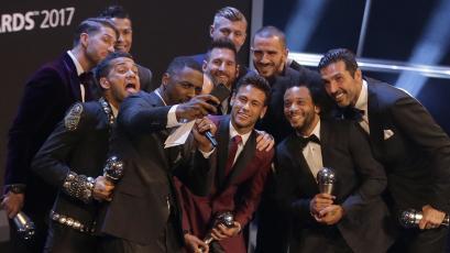 FIFA dará a conocer a los 10 candidatos al premio The Best este martes