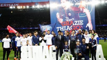 Thiago Motta se retiró del fútbol