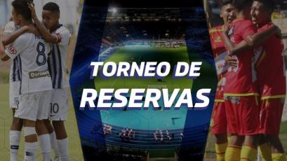 Torneo de Reservas: Alianza Lima y Sport Huancayo comparten la punta invictos