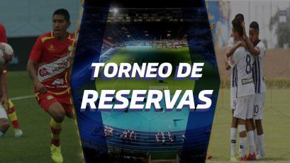 Torneo de Reservas: Universitario, Alianza Lima y Sport Huancayo comparten la punta