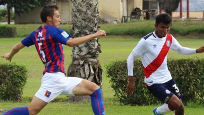 Torneo de Reservas: Alianza Universidad goleó 7-0 a UTC en Cajamarca
