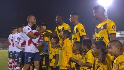 Cantolao y Deportivo Municipal empatan en el Callao