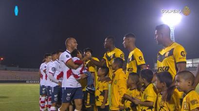 EN VIVO por GOLPERU: Cantolao 1-1 Deportivo Municipal