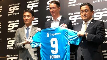 Fernando Torres sorprende con su llegada al Sagan Tosu de Japón