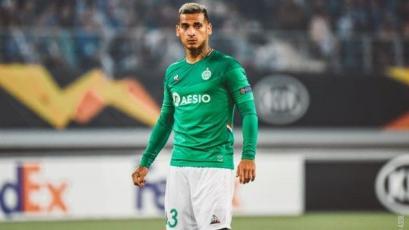 Miguel Trauco y Saint-Étienne reciben al Wolfsburgo por la Europa League