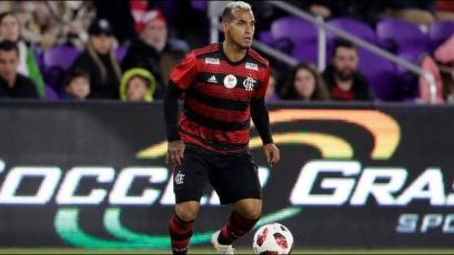 Miguel Trauco ganó un nuevo título con Flamengo en Brasil