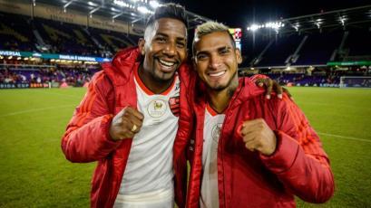 Miguel Trauco tiene la intención de mantenerse en el Flamengo