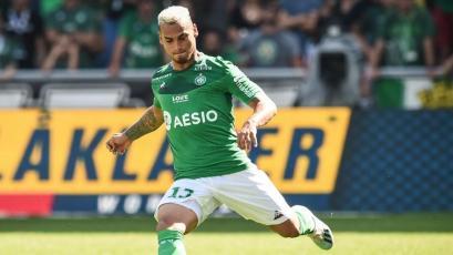 Miguel Trauco se lesionó y no jugará este miércoles con el Saint-Étienne