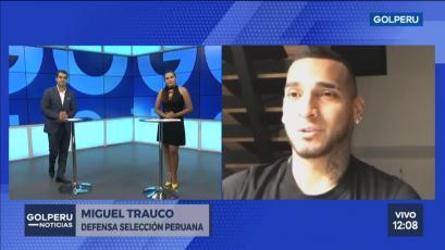 Miguel Trauco sobre el inicio de Perú en las Clasificatorias:
