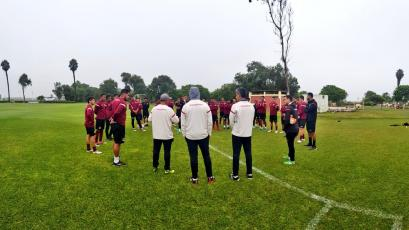 Universitario de Deportes ya prepara el duelo ante Cantolao
