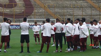 Universitario retoma sus entrenamientos de cara al duelo ante Ayacucho FC