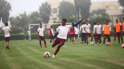 Universitario de Deportes sigue poniéndose a punto para el Torneo Apertura