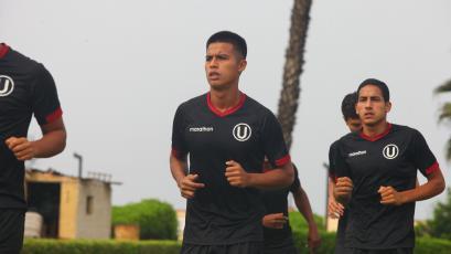 Universitario entrenó en Campo Mar para enfrentar a Ayacucho FC