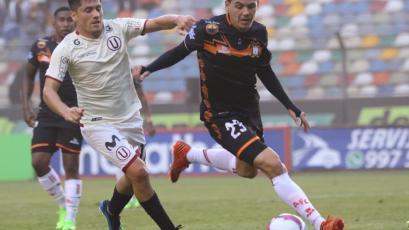 Universitario igualó con Ayacucho F.C