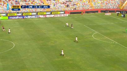 Universitario empató 1-1 con Ayacucho F.C