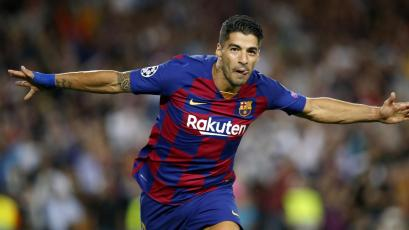 Champions League: Barcelona dio vuelta al Inter con 'doblete' de Luis Suárez (VIDEO)