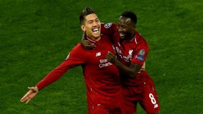 Champions League: Liverpool saca ventajas en Anfield frente al Porto (2-0)