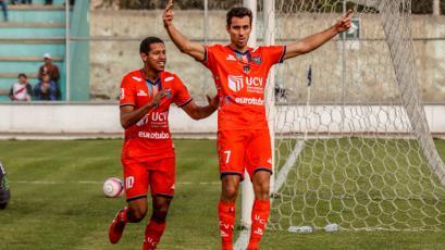 César Vallejo aseguró su lugar en semifinales tras ganar las dos ruedas