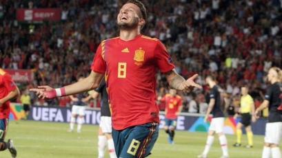 Nations League: España goleó por 6-0 a la subcampeona del Mundo