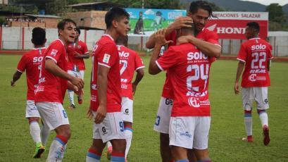 Unión Comercio goleó 4-0 a Sport Loreto por la fecha 2 de la Copa Bicentenario